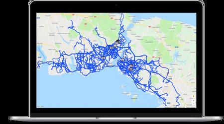 road map macbook - Personel Servis Taşımacılığı