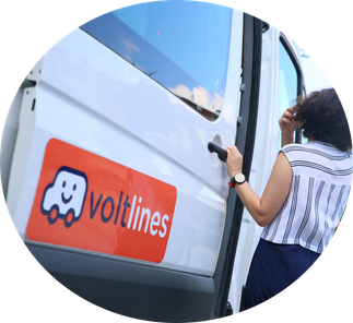 voltlines vehicle door - Personel Servis Taşımacılığı