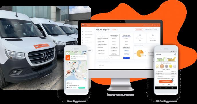 Volt Lines Ürünleri - Personel Servisi ve Teknolojik Altyapı